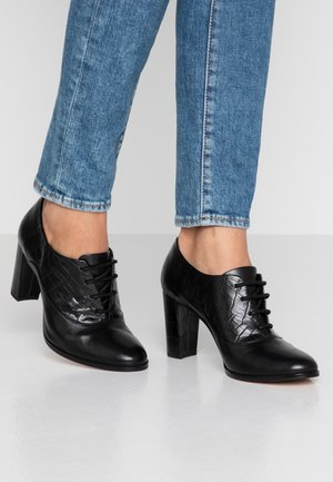 KAYLIN IDA - Korte laarzen - black