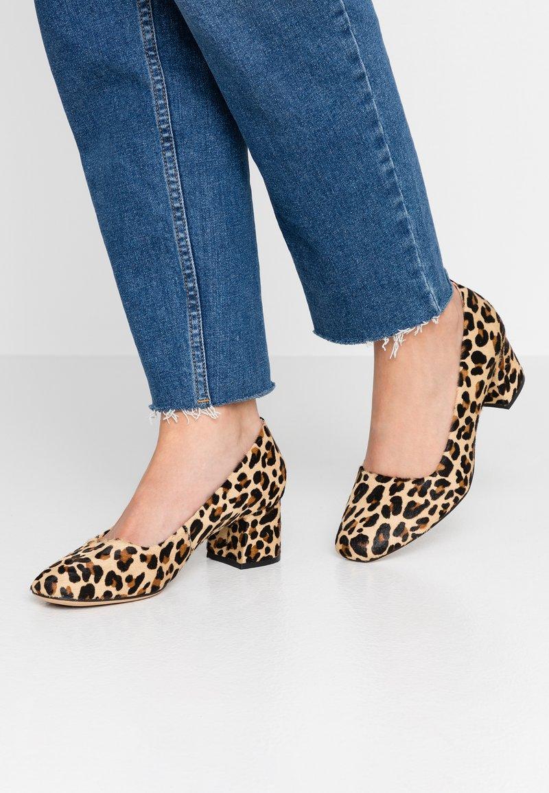 Clarks - SHEER ROSE - Classic heels - beige