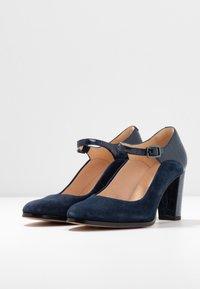 Clarks - KAYLIN ALBA - Classic heels - navy - 4