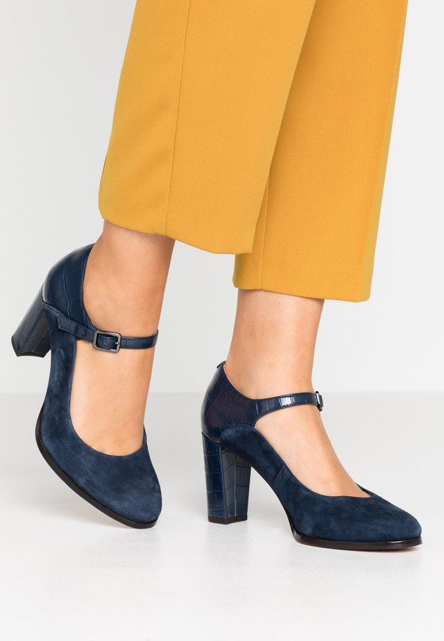 KAYLIN ALBA - Pumps - navy