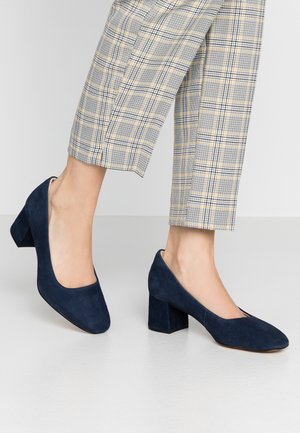 SHEER ROSE - Classic heels - navy