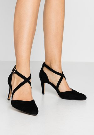 LAINA CROSS - Klassiske pumps - black