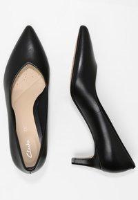 Clarks - LAINA - Classic heels - black - 2