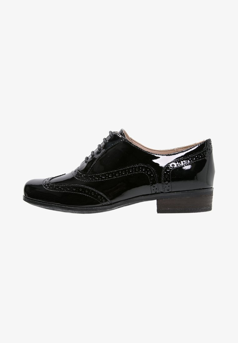 Clarks - HAMBLE OAK - Zapatos de vestir - black