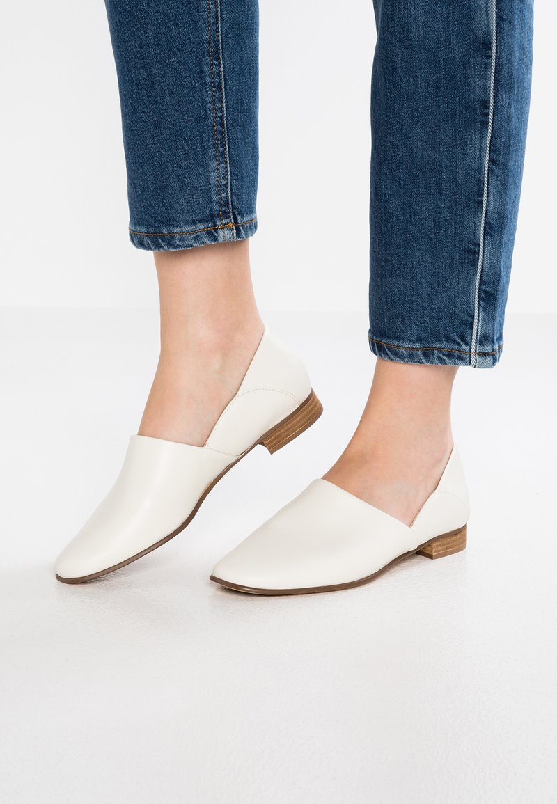 Clarks - PURE TONE - Slip-ons - weather