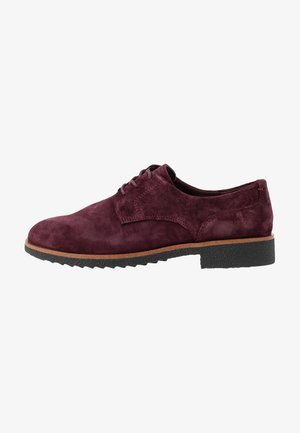 GRIFFIN LANE - Veterschoenen - burgundy