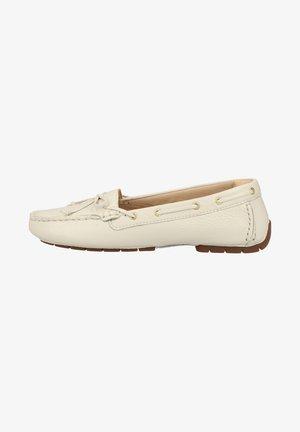 Chaussures bateau - white