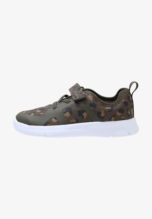 ATH FLUX TODDLER - Trainers - olive green / camouflage