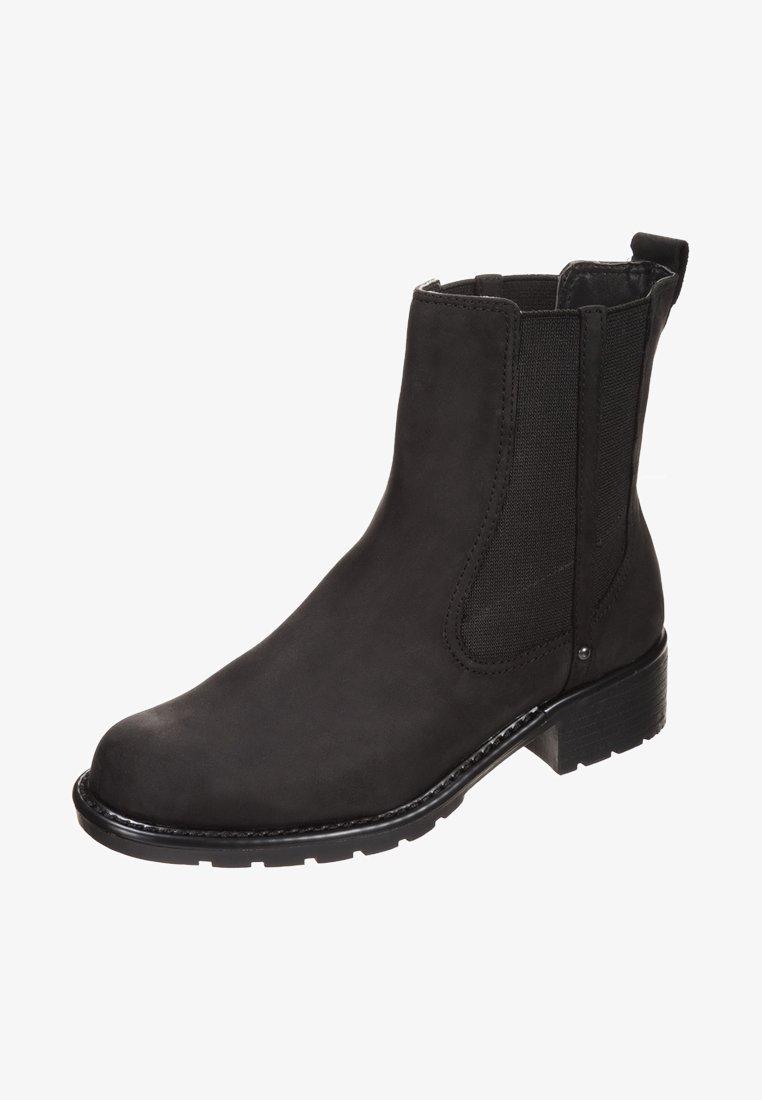 Clarks - ORINOCO CLUB - Kotníkové boty - black