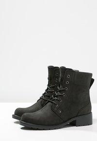 Clarks - ORINOCO SPICE - Šněrovací kotníkové boty - black - 2
