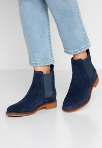 Clarks - ARLO - Ankle Boot - navy - 0