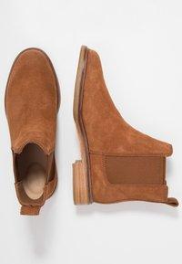 Clarks - ARLO - Ankle Boot - dark tan - 3