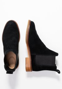 Clarks - ARLO - Ankle Boot - black - 3