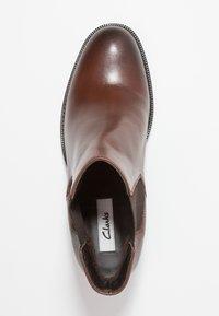 Clarks - MASCARPONE BAY - Ankle boots - tan - 1