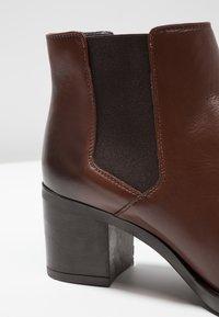 Clarks - MASCARPONE BAY - Ankle boots - tan - 5