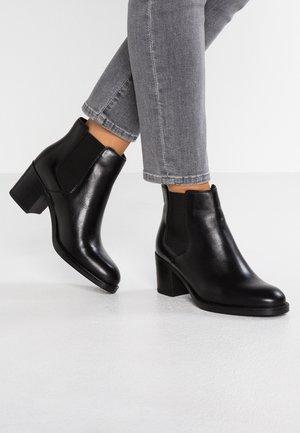 MASCARPONE BAY - Kotníková obuv - black