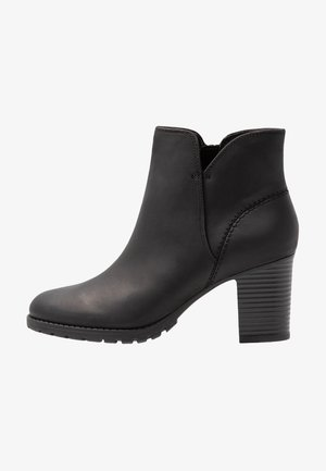 VERONA TRISH - Korte laarzen - schwarz