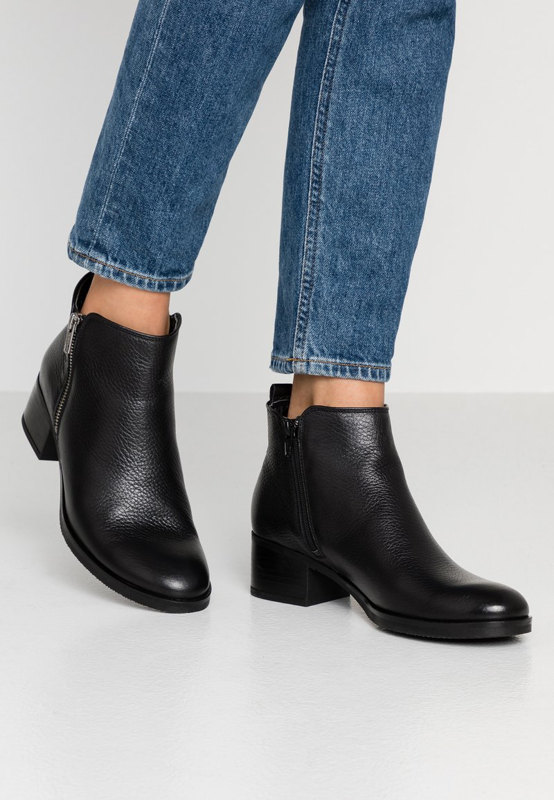 Clarks - MILA SKY - Ankle boots - black