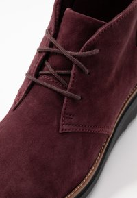 Clarks - SHARON HOP - Ankle Boot - burgundy - 2