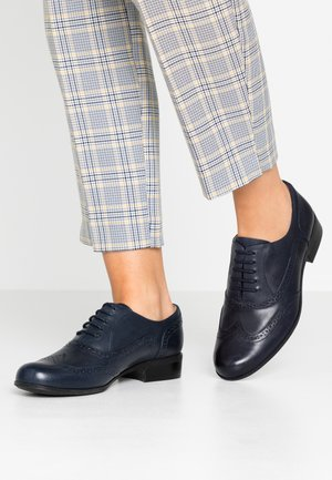 HAMBLE OAK - Derbies - navy