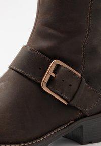 Clarks - ORINOCO JAZZ - Boots - dark brown - 2