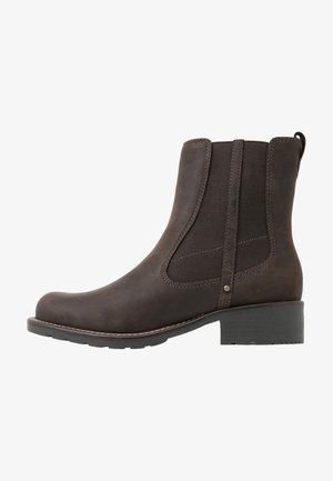 ORINOCO HOT - Korte laarzen - dark brown