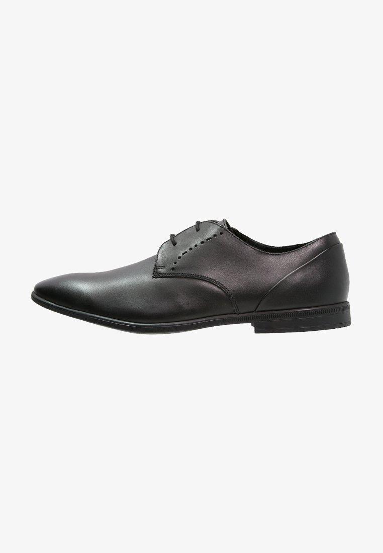 Clarks - BAMPTON - Smart lace-ups - black