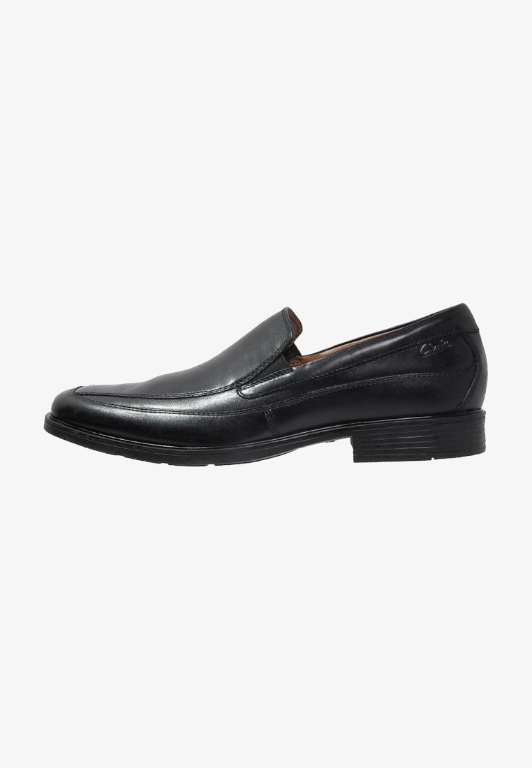 Clarks - TILDEN FREE  - Smart slip-ons - black