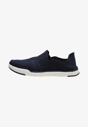 STEP ISLE ROW - Slip-ons - dark blue