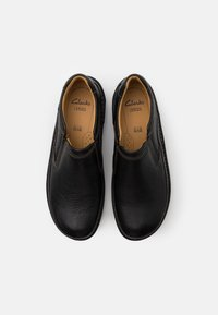 Clarks - NATURE EASY - Mocasines - black - 3