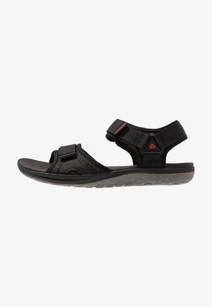 STEP BEAT SUN - Sandały trekkingowe - black