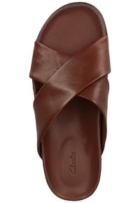 Clarks - Chaussons - tan - 1