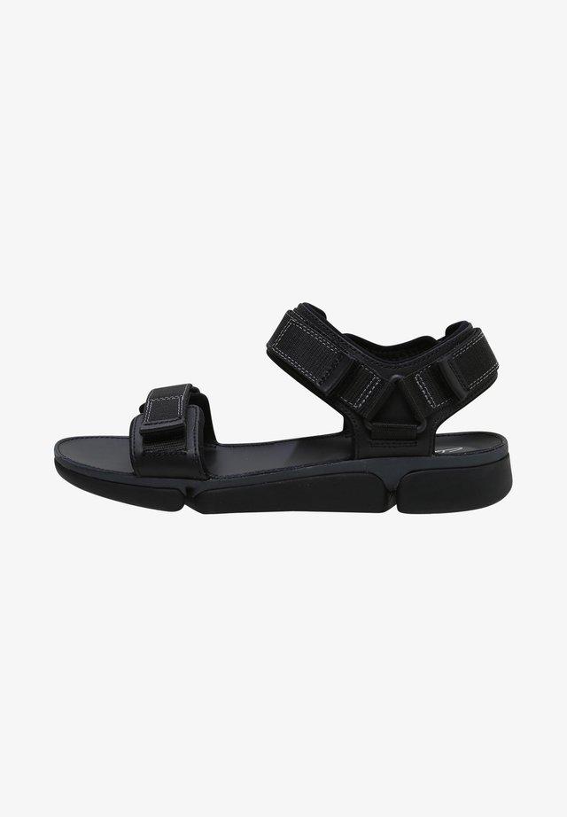 TRI COVE TRAIL - Walking sandals - black