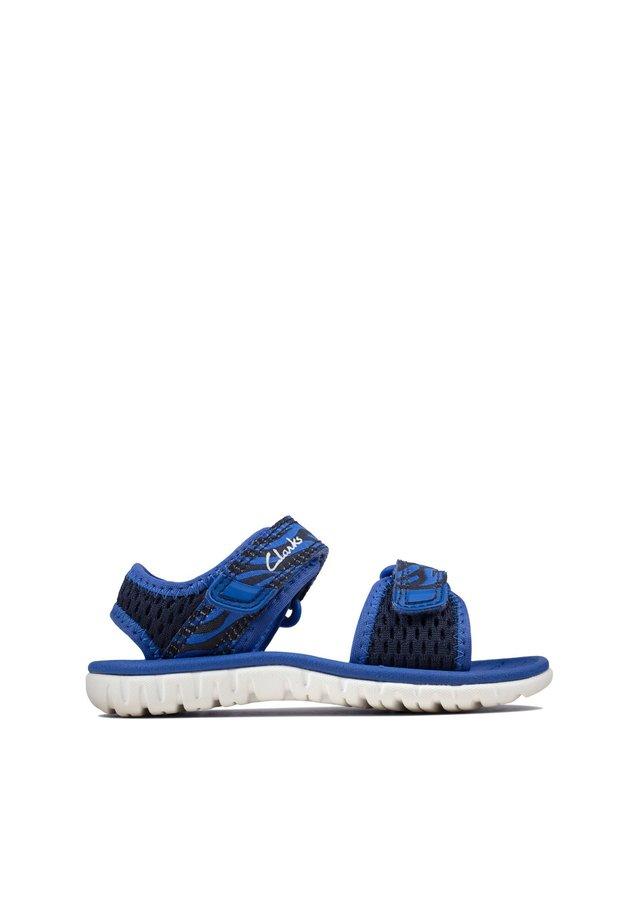 SURFING TIDE TODDLER - Walking sandals - marineblaue kombi