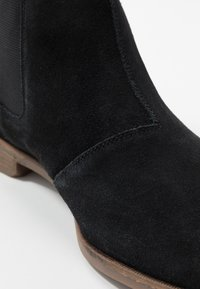Clarks - STANFORD TOP - Classic ankle boots - black - 5