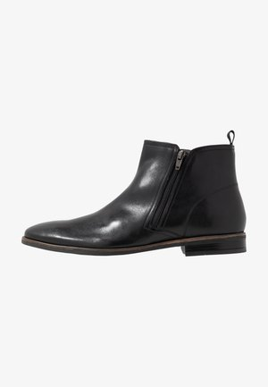 STANFORD ZIP - Classic ankle boots - black