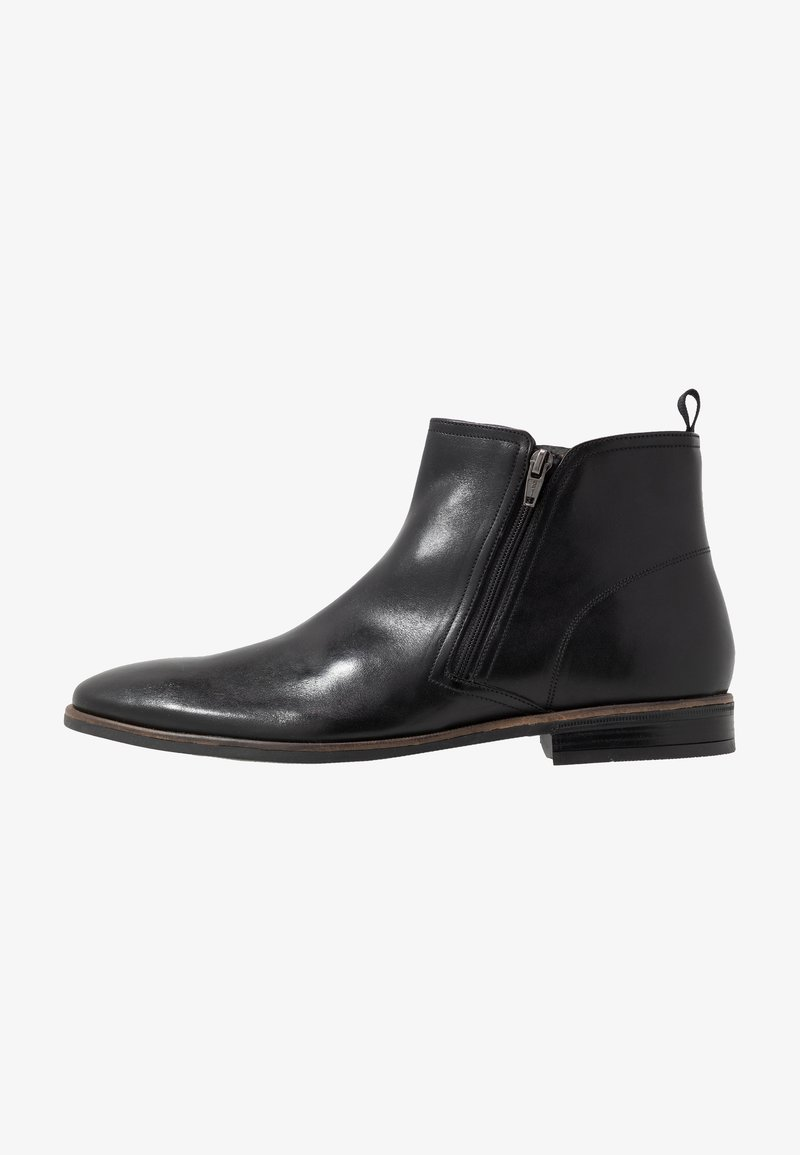 Clarks - STANFORD ZIP - Classic ankle boots - black