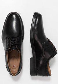 Clarks - UN ALDRIC LACE - Stringate eleganti - black - 1