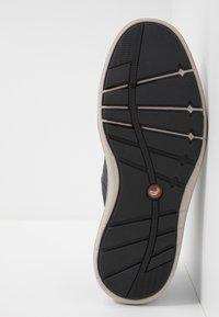Clarks - LARVIK LACE - Chaussures à lacets - navy - 4