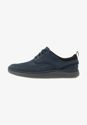 GARRATT STREET - Casual lace-ups - navy