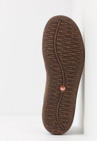 Clarks - UN LISBON WALK - Chaussures à lacets - navy - 4