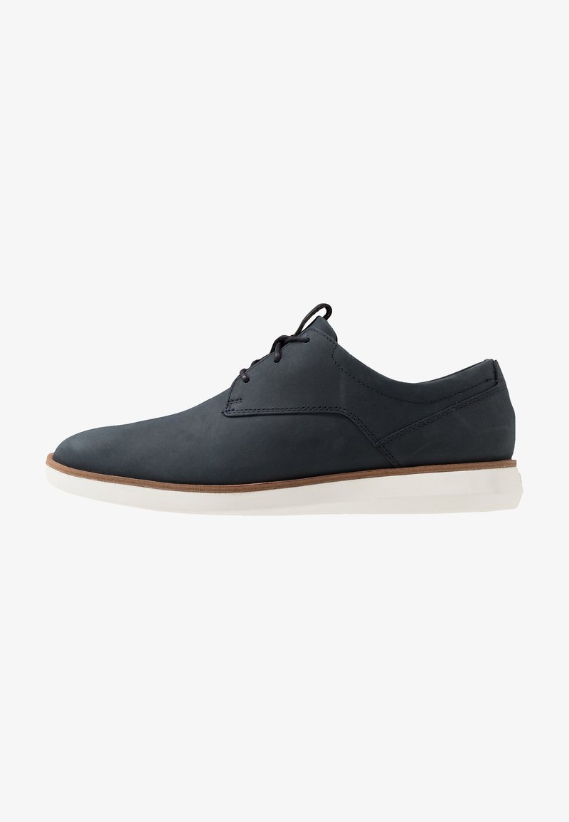 Clarks - BANWELL LACE - Casual lace-ups - navy