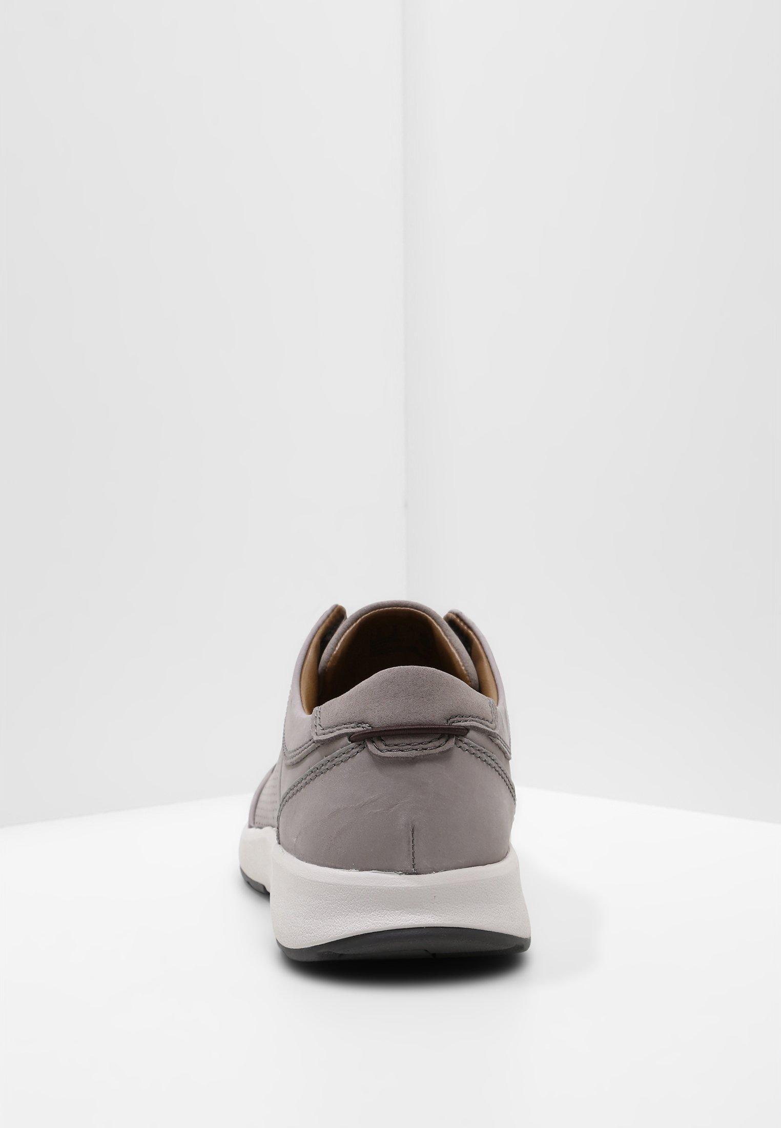 Clarks Un Trail Form - Chaussures À Lacets Stone Beige