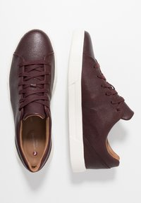 Clarks - UN COSTA LACE - Joggesko - ox-blood - 1