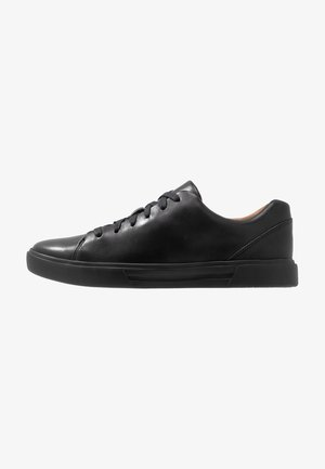 UN COSTA LACE - Sneakersy niskie - black