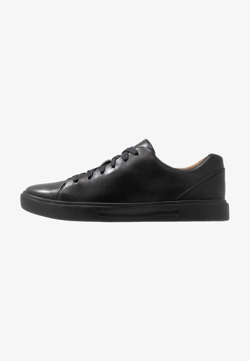 Clarks - UN COSTA LACE - Sneakers laag - black