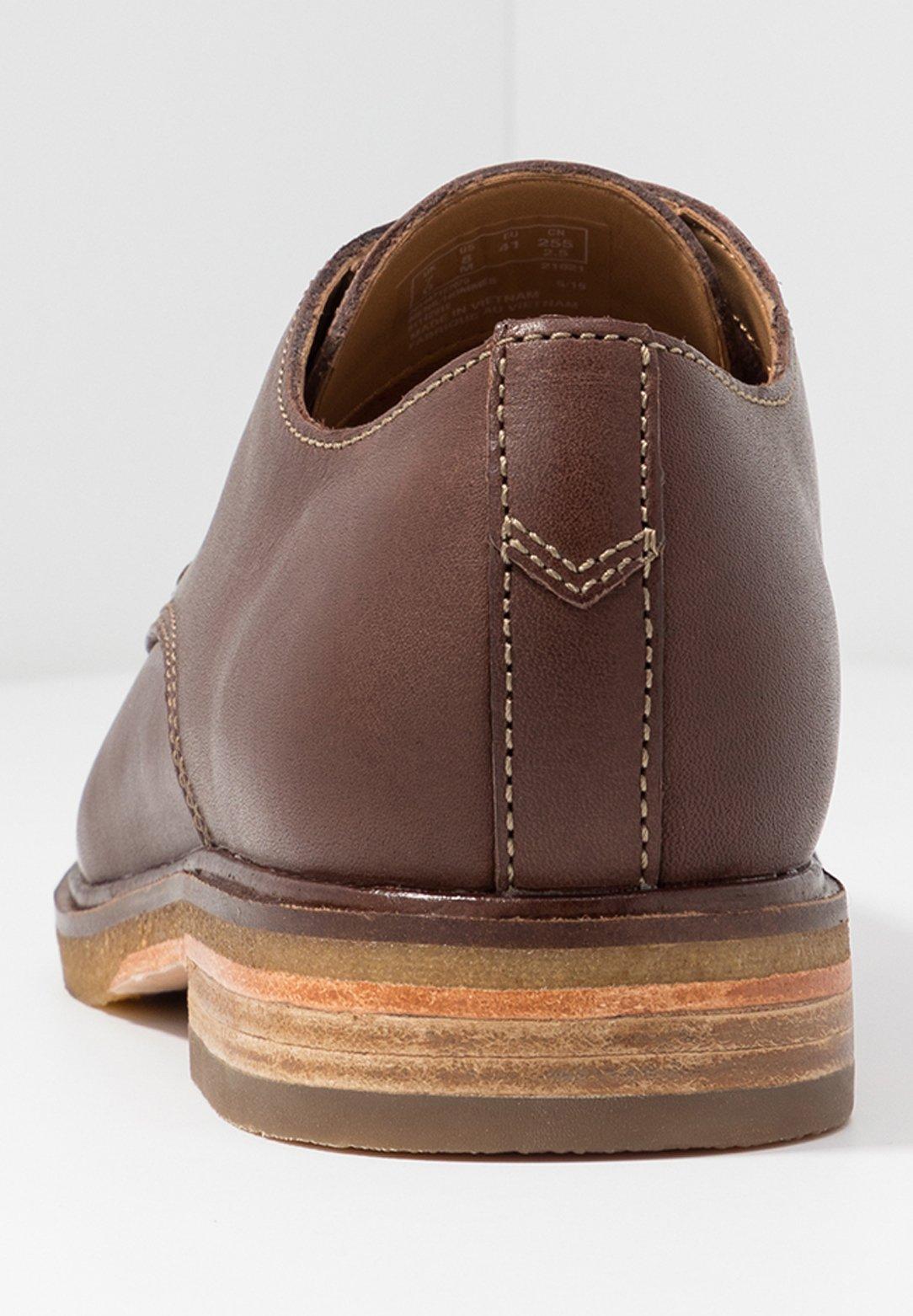 Clarks APRON - Derbies & Richelieus brown