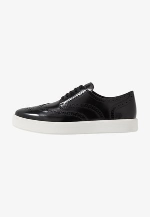 HERO LIMIT - Casual lace-ups - black