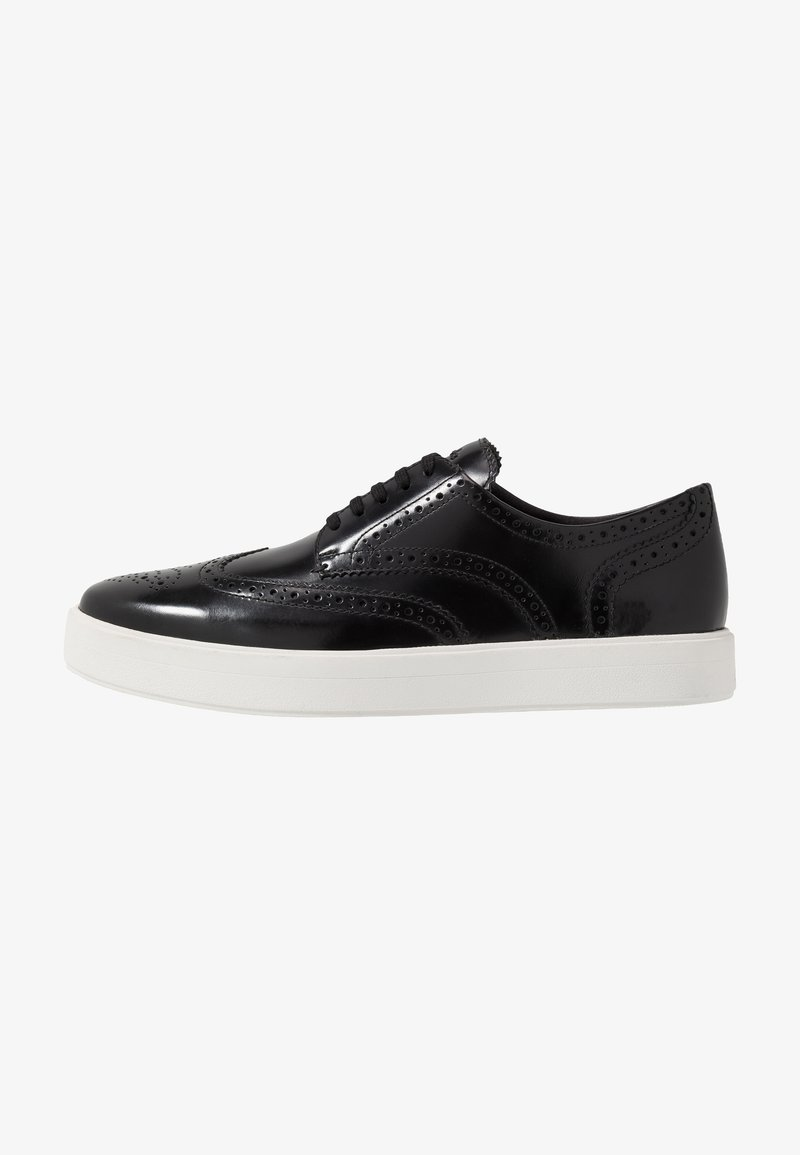 Clarks - HERO LIMIT - Casual lace-ups - black