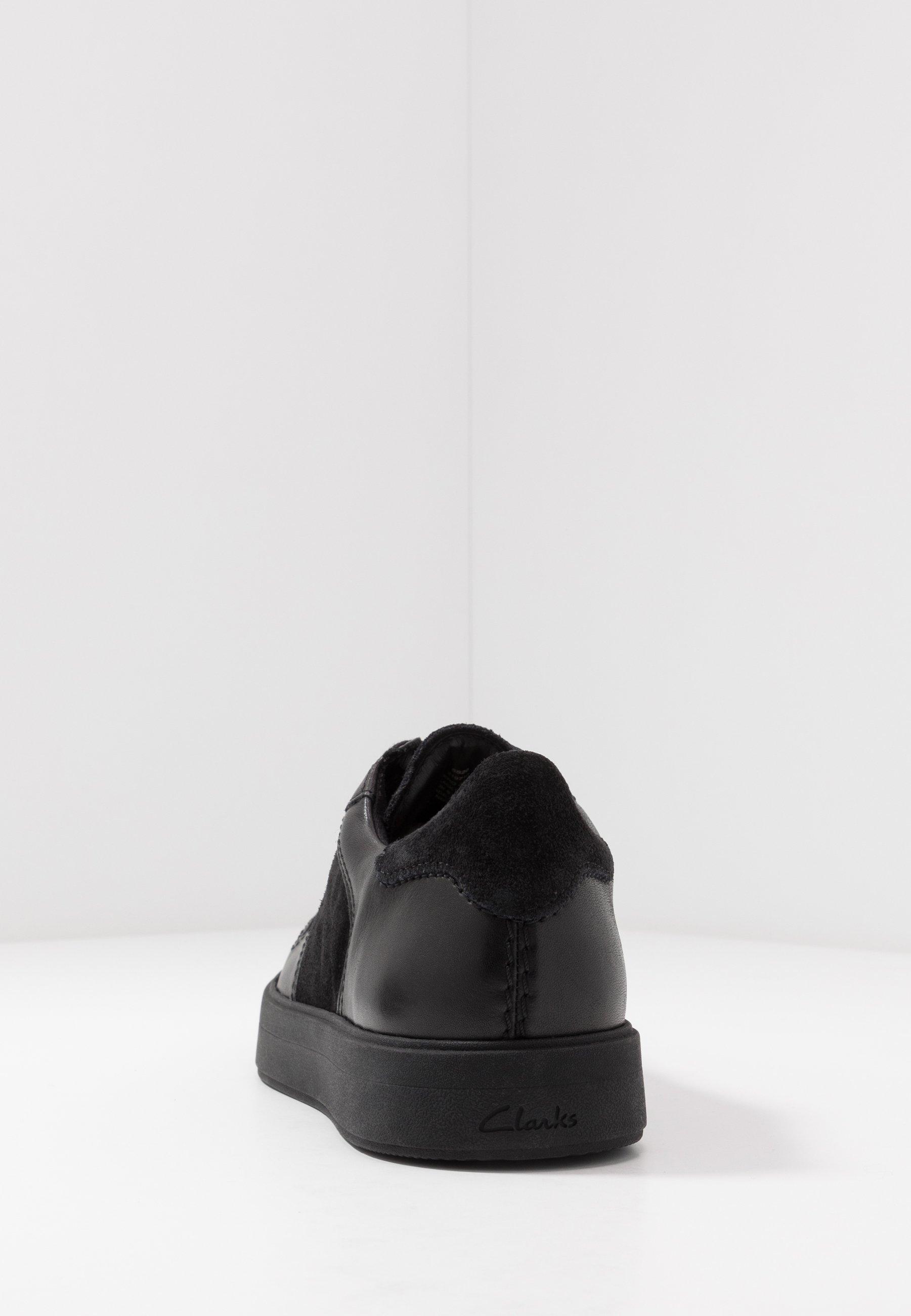 Clarks HERO JUMP - Sneakers - black